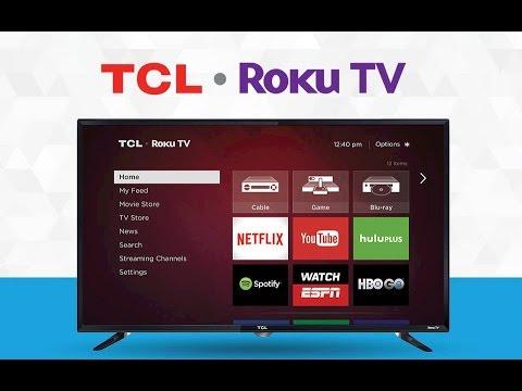 TCL Roku TV 40