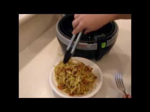Spiral Fries using the Veggetti Pro