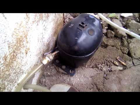 Biogas from Septic tank testing. BiogasCAM.int'l