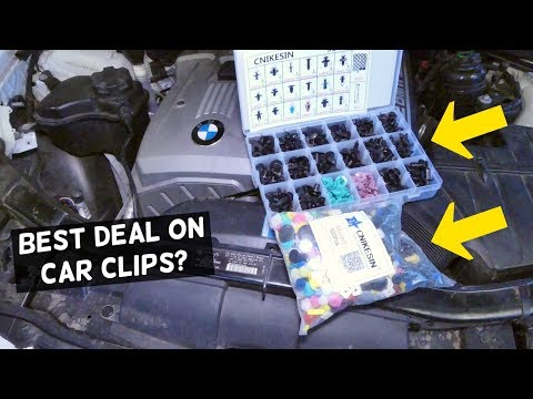 BEST DEAL ON CAR CLIPS, DOOR PANEL CLIPS, INTERIOR TRIM CLIPS