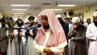 تلاوة خاشعة لصلاة التراويح للشيخ أبو بكر الشاطري من مسجد الحمراء بلندن  ليلة 20 رمضان 1438