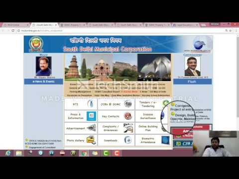 Online Property Tax Payment Tutorial