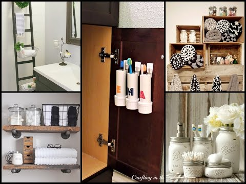 Smart Bathroom Organization and Storage Tips