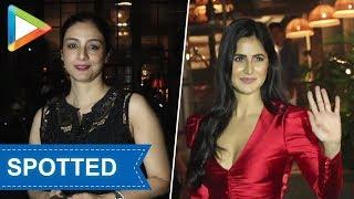 Salman Khan, Katrina Kaif, Tabbu and Bhumi Pednekar spotted at SOHO house
