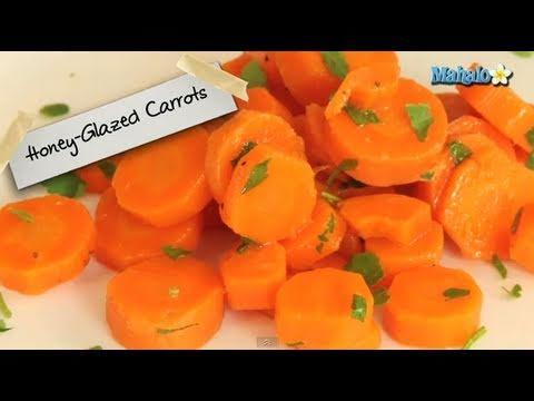 How to Make Honey-Glazed Carrots