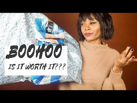 I SPENT $150 AT BOOHOO   SERIOUSLY?! IS THIS EVEN WORTH IT?   Hey Zuri Hall