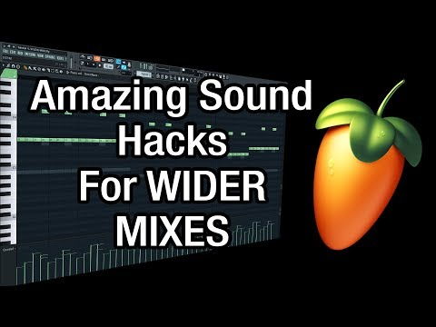 How to make your Track WIDER - Stereo Imaging Tutorial