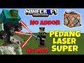 Trik Buat Pedang Laser Super No Mod - Command Block Tutorial