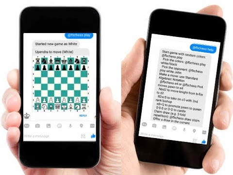 How to Play Chess on Facebook Messenger?