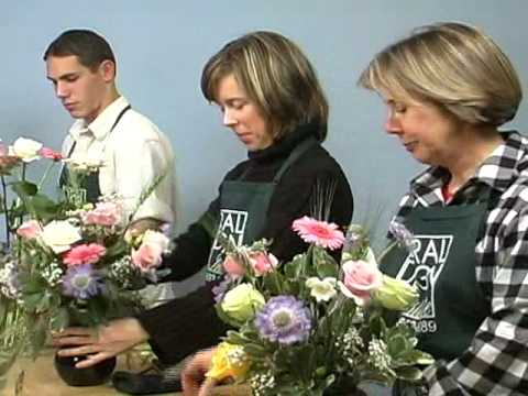 An Introduction to the Floral Design Institute