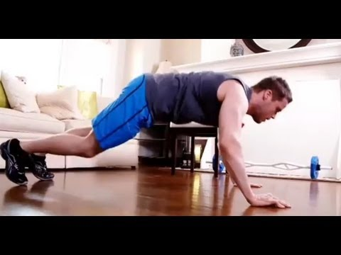 How to BURN stubborn chest and BELLY FAT- Strength Camp