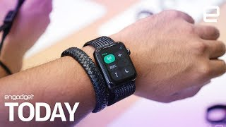Apple Watches are struggling to connect to LTE | Engadget Today