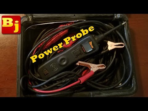 How To Use A Power Probe