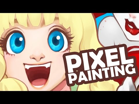 Pixel Painting Welcome to Dollightful!