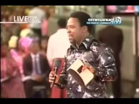 How Do I Know My Calling by TB Joshua