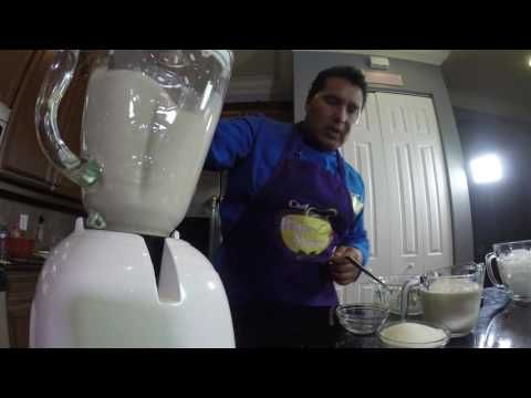 How to Make Agua de Horchata (Flavors of the world) Sabores del Mundo