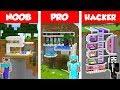 Download  Minecraft NOOB vs PRO vs HACKER: MODERN MOUNTAIN HOUSE BUILD CHALLENGE in Minecraft 2 / Animation MP3,3GP,MP4