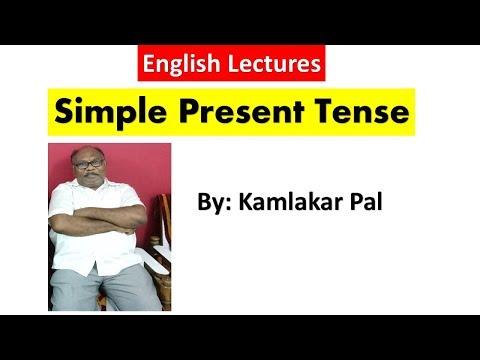 Simple Present Tense by Mr. Kamlakar Pal