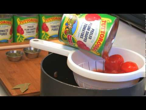 Learn How to Make Your Own Authentic Italian Pasta Sauce with the Help of Tuttorosso!