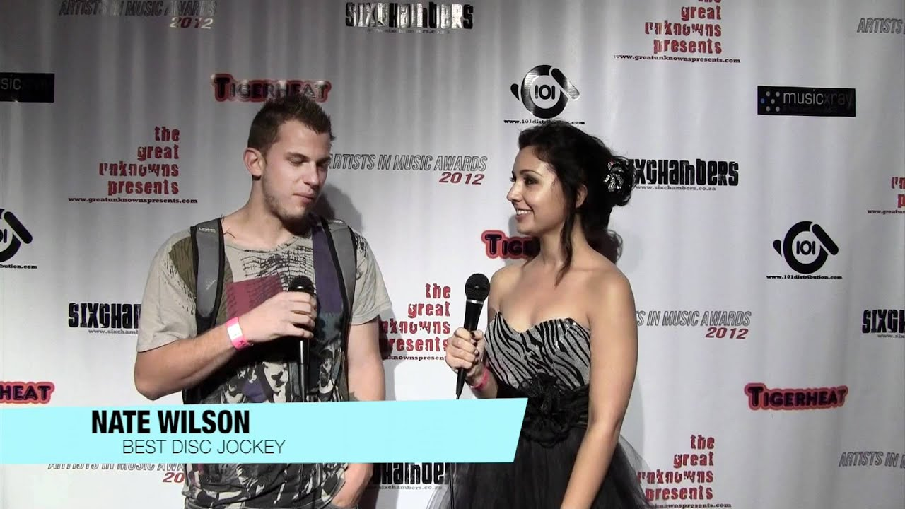 The Hollywood Siren Presents DJ Nate Wilson - AI Music Awards