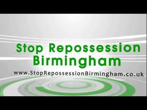 Stop repossession Birmingham
