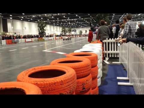 Classic Car Show London - the quiet ones