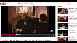Dr  Shabir Ally is the best islamic scholar to debate