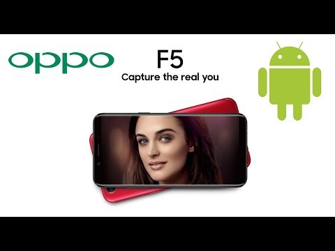 OPPO F5 | Capture The Real You