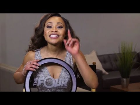 'The Four' Winner Evvie McKinney's RAW Reaction To Her UPSET WIN! | The Four