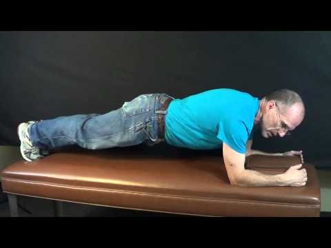 Core stability without the damage done by situps and crunches.  Lansing Michigan