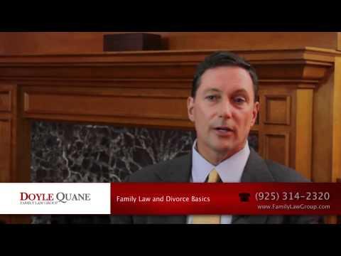 The Divorce Process in California