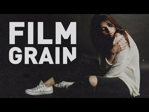 5 Ways To Create Film Grain Effects in Adobe Photoshop