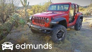 2018 Jeep Wrangler Review | Test Drive | Edmunds