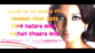 Agent Vinod Raabta (Kehte Hain Khuda Ne) Shreya Goshal Lyrics Video