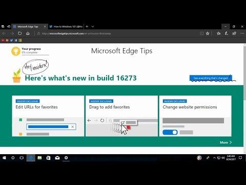 windows 10 insider build 16257 &16273