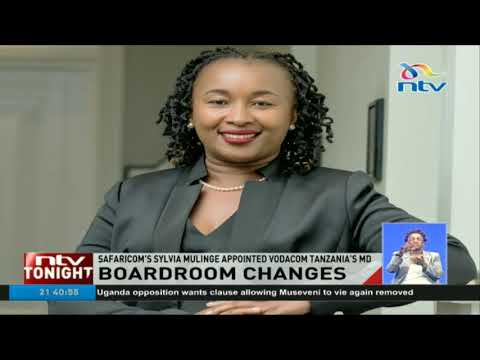 Sylvia Mulinge appointed as Vodacom Tanzania Managing Director