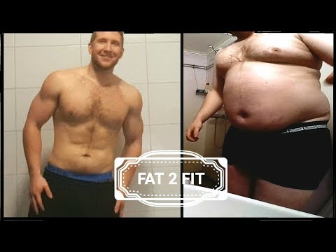 FAT TO FIT - 50 POUND BODY TRANSFORMATION