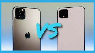 Google Pixel 4 XL vs Apple iPhone 11 Pro Max Ultimate Camera Comparison!