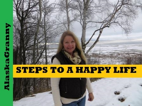 Positive Attitude - Steps To A Happy Life