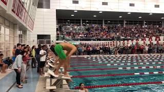 Eric Eastham, Chase Konstantakos impress in 200 freestyle at D-I swim meet