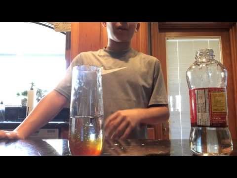 How To Science: Density Bottle
