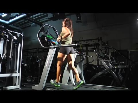 Does Treadmill Climbing Help Increase Glute Muscles? : Shape Up