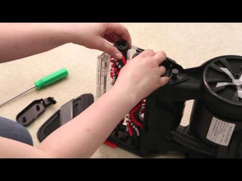 How to change the Belt on Proheat 2X Revolution | BISSELL