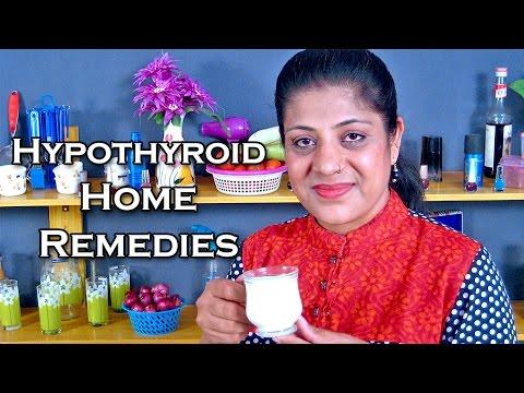 Hypothyroidism Treatment by Home Remedies by Sonia Goyal @ ekunji.com