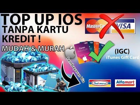 TUTORIAL TOP UP DIAMOND RULES OF SURVIVAL DI iOS (Iphone/Mac) TANPA KARTU KREDIT