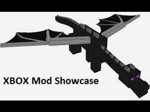 Minecraft XBOX 360 ender dragon spawner MOD