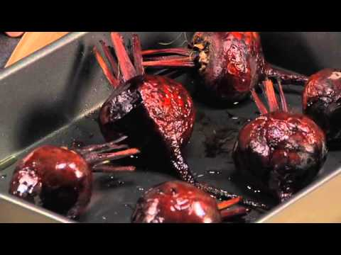 HOW TO Remove Skins from Cooked Beets
