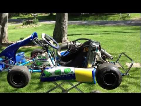 How to shift a shifter kart