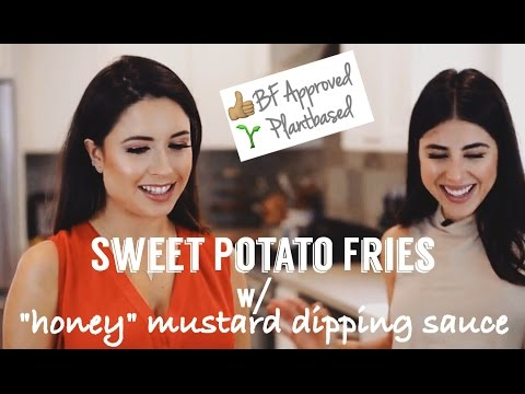 Quick & Easy Vegan Recipes with Daniella Monet // Sweet Potato Fries &