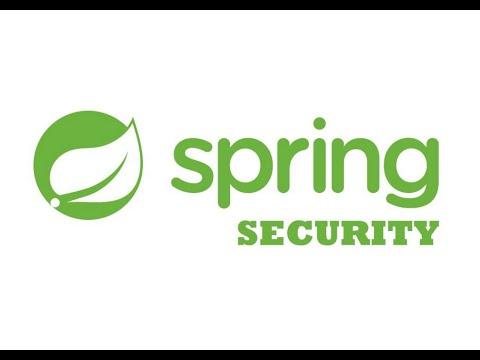 SPRING SECURITY FRAMEWORK SAMPLE APPLICATION DEMO